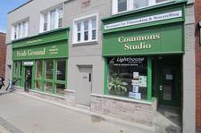 Commons Studio Presents logo