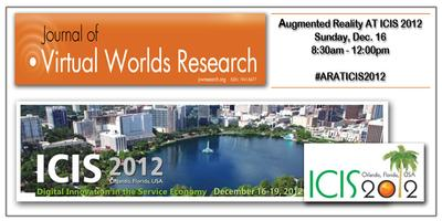 Augmented Reality AT ICIS2012 (ARAT-ICIS2012)