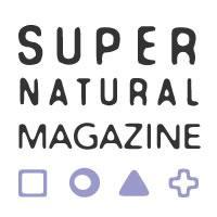 Supernatural Magazine logo