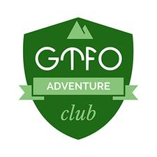 GTFO Adventure Club logo
