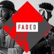 FADED logo
