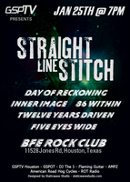 GspTV Houston Brings You Straight Line Stitch