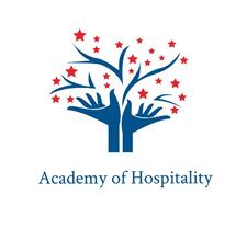 HSQC in association with the Academy of Hospitality logo