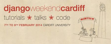 Django Weekend Cardiff