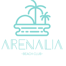 ARENALIA BEACH CLUB logo
