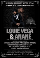 DEEP-LA Fundraiser feat LOUIE VEGA, ANANE, MARQUES...