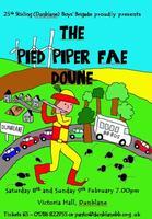 The Pied Piper Fae Doune
