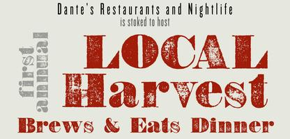 Local Harvest Brews & Eats Dinner