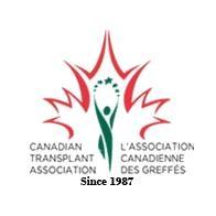 Canadian Transplant Association - Ontario Division  logo
