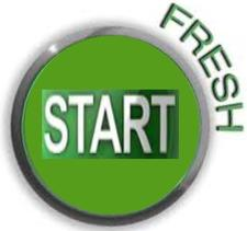 Start Fresh logo