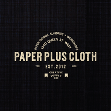 Paper Plus Cloth logo