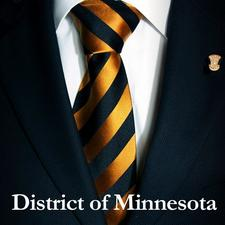 District of Minnesota Alpha Phi Alpha Fraternity, Inc.  logo