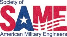 Society of American Military Engineers, Charleston Post logo