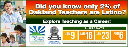 TTO / Spanish Speaking Citizens Foundation Teacher...