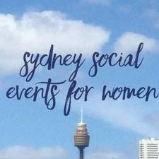 Sydney Social Events for Women logo