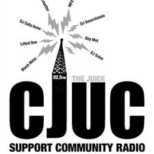 CJUC Radio  logo