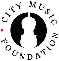 CITY MUSIC FOUNDATION logo