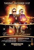 New Years Eve 2014 at Mariachi Cafe w- DJ Camilo