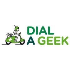 Dial a Geek logo
