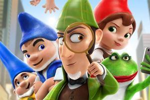 Sensory Friendly Movie: Sherlock Gnomes in 2D (Peel Members Free/Non Members $8)