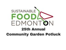 25th Annual Community Garden Potluck