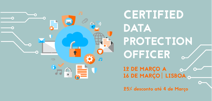 Certified Data Protection Officer  (2900€+IVA)