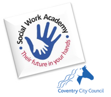 Coventry City Council - Social Work Academy logo