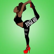Yoga And  logo