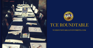 """TCE Network's  """"High-Touch/Hi-Tech"""" RoundTable Networking Dinner (Career & Self-employment Professionals)"""