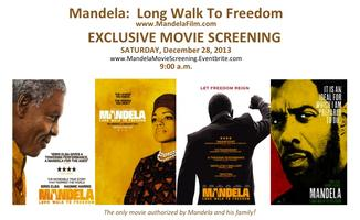 MANDELA:  Long Walk To Freedom - Exclusive Movie...