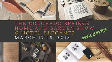 Colorado Springs Home Show March 17th   18th, 2018 Tickets, Sat, Mar 17,  2018 At 10:00 AM | Eventbrite