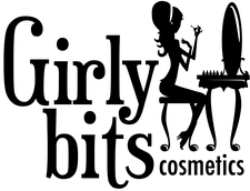 Girly Bits Cosmetics logo