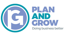 Plan and Grow - Karen Cook logo