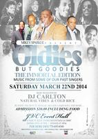 OLDIES BUT GOODIES WITH CARLTON / NATURAL VIBES AND DJ...