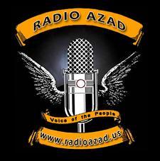 Radio Azad logo