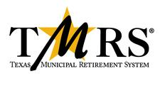 Texas Municipal Retirement  System logo