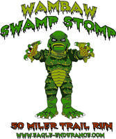 2014 Wambaw Swamp Stomp 50 Miler Trail Run and Relay