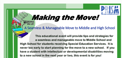 Making the Move-A Seamless & Manageable Move to Middle...