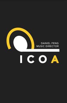 International Chamber Orchestra of America  logo