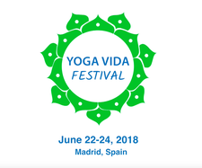 Yoga Vida Festival logo