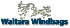 Waitara Windbags Toastmasters Club logo