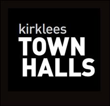 Kirklees Town Halls logo