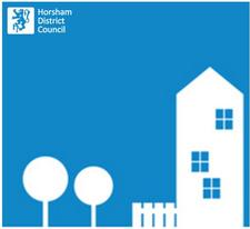 Voluntary Sector Support at Horsham District Council logo