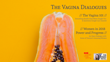 SOLD OUT - The Vagina Dialogues - International...