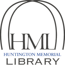 Huntington Memorial Library logo