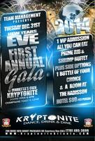 Kryptonite New Year's Eve Gala Dinner Buffet and Hotel...
