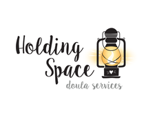 Holding Space Doula Services logo