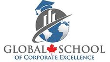 Global School of Corporate Excellence logo