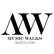 Barcelona Music Walks logo
