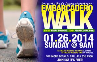 EMBARCADERO WALK